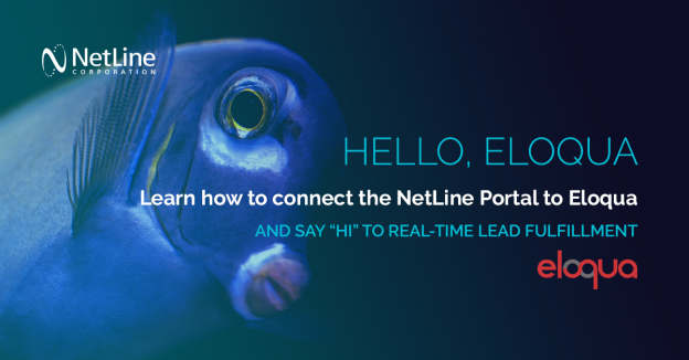 How to connect NetLine Portal to Eloqua