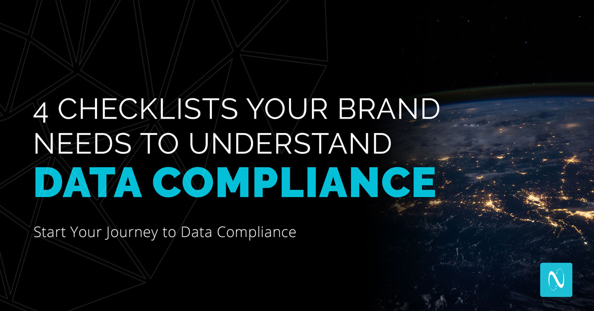 The world of data compliance is a complicated one. NetLine's checklists help.
