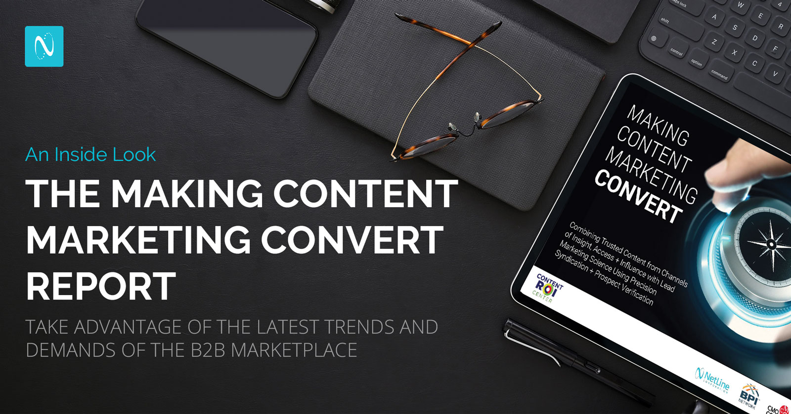 Look closer and discover the 10 things you need to know about making your content marketing convert into leads.