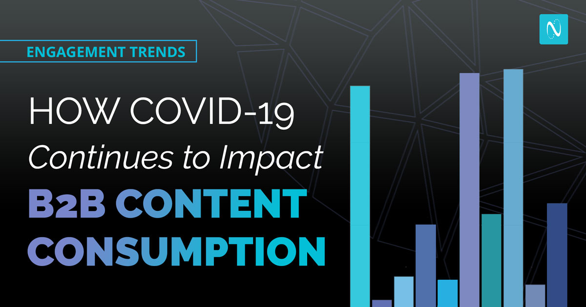 NetLine shares in detail how B2B content consumption in the U.S. has evolved during the COVID-19 pandemic.