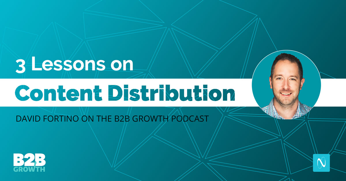 NetLine SVP of Audience, Product, and Marketing joined Logan Lyles of the B2B Growth Podcast.