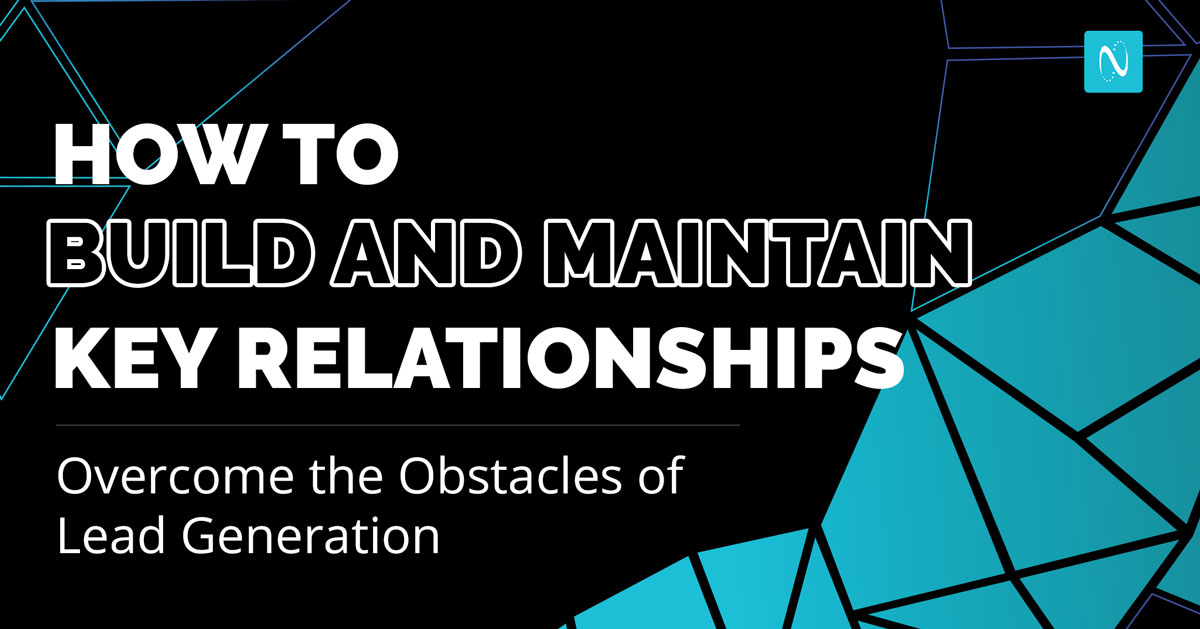 Lead Generation: Building & Maintaining Key Relationships introduces marketers to best practices and methods from NetLine and MarketingProfs to help enhance your lead generation strategies.